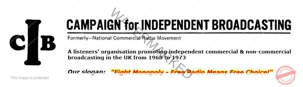 Campaign For Independent Broadcasting